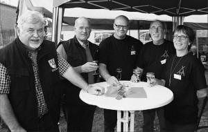 2014-09-13 Weinfest Vorstand