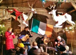 Auftaktkonzert mit Cold Frosty Morning Irish Folk