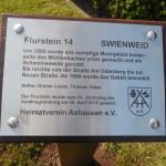 Schild Swienweid