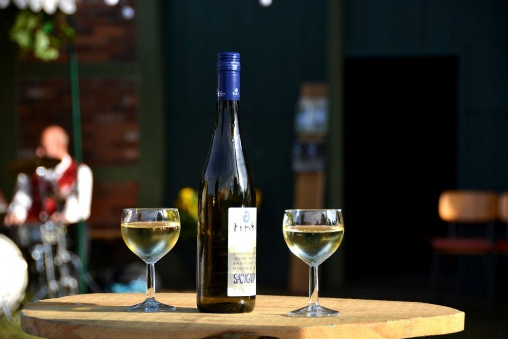 Sonne und Wein